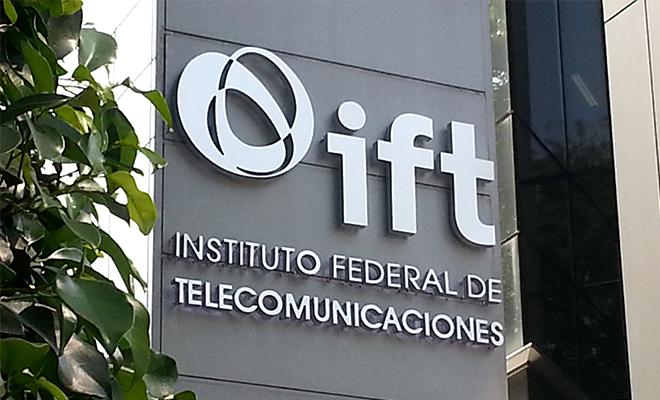 Letrero del-IFT