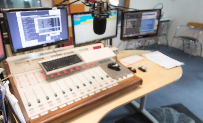 """El """"Astillero"""" a Radio Centro"""