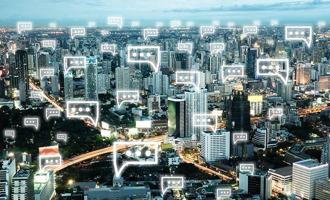 Ciudad e Internet