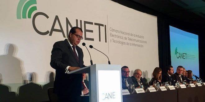 Promoverá Canieti una economía digital y conectada