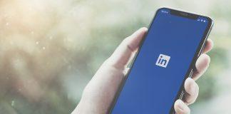 Smartphone Linkedin